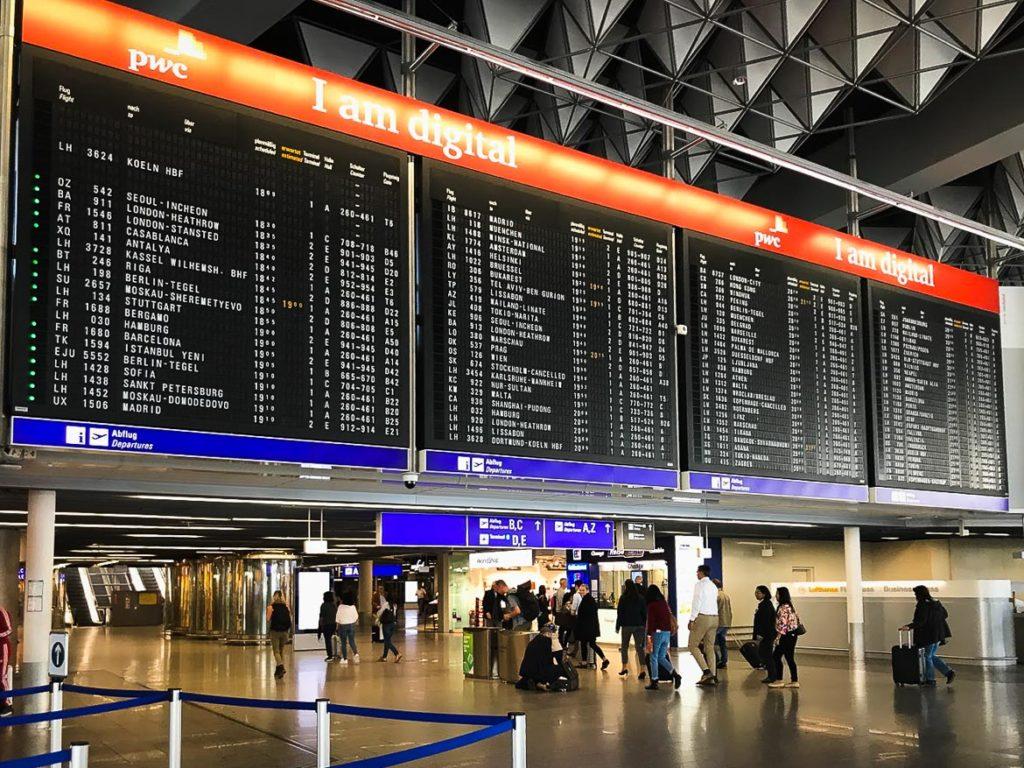 Flughafen Frankfurt Verspätungen